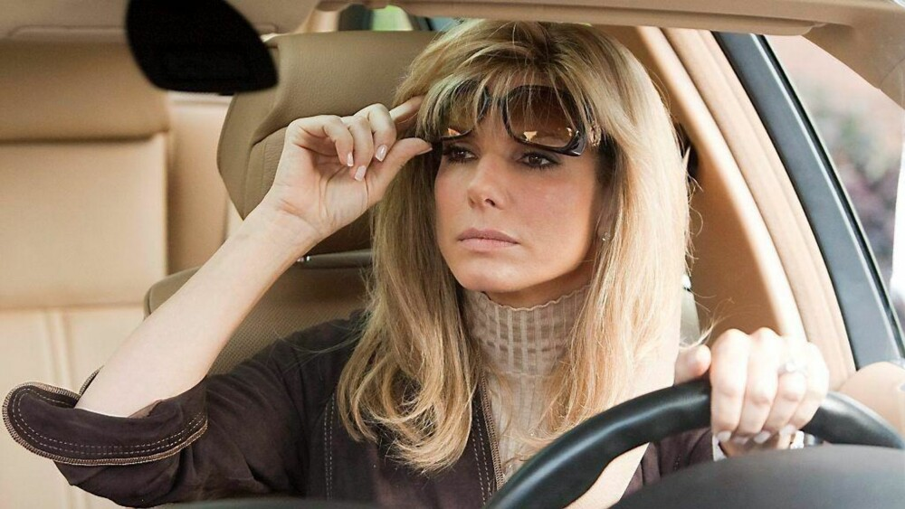 Sandra Bullock i «The Blind Side».