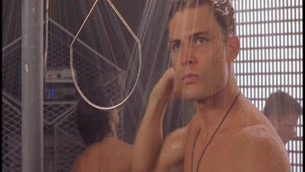video Starship troopers shower scene