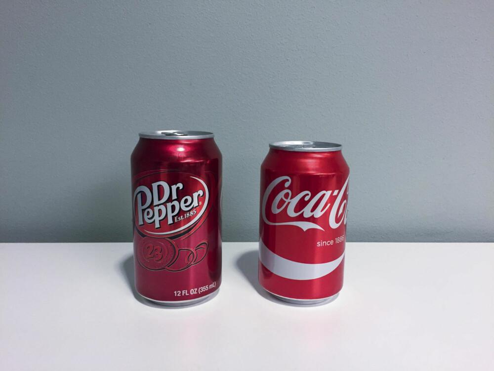 6f86fe09 En cola er ikke bare en cola: - Sukkerinnhold varierer fra land til land