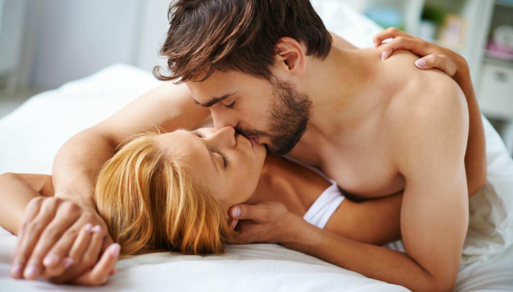 RYTMISK: Orgasme har med nervecellene, rytme og gjentakelse å gjøre. Og nei, man må ikke være to, eller han og hun, for å oppnå orgasme.