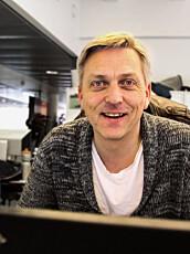 Daglig leder i blogg.no Kjetil Manheim var rådgiver for Theas bryllupsblogg og stoppbryllupet.