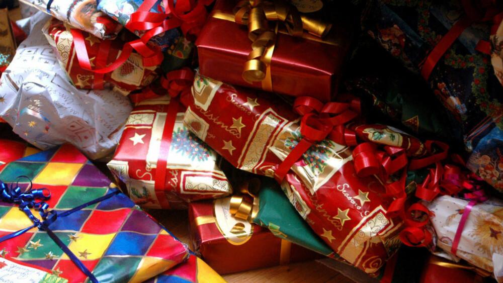 50f543c9 Noen gaver er det umulig å få byttet - Aktuelt