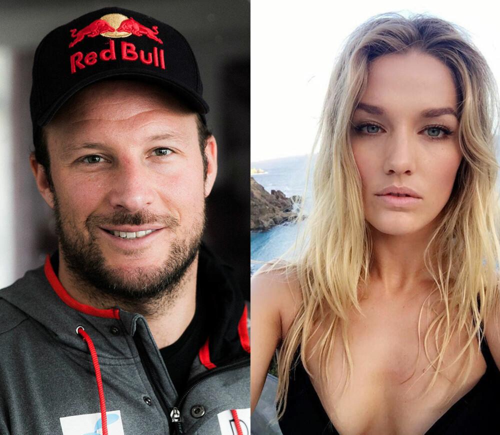Aksel Lund Svindal står på ønskelisten til mange norske kvinner. Han har imidlertid akkurat fått seg dame - modellen Gitte Lill Paulsen.