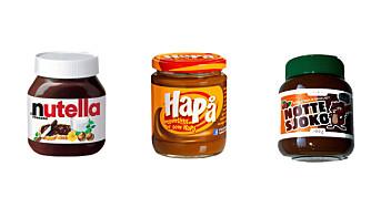 SØTPÅLEGG: Sjekk gjerne hva slags ingredienser søtpålegget er laget av. For eksempel vil et høyt innhold av nøtter bidrar med sunne fettsyrer, mens et høyt innhold av frukt og bær i syltetøy gir deg vitaminer og mineraler.