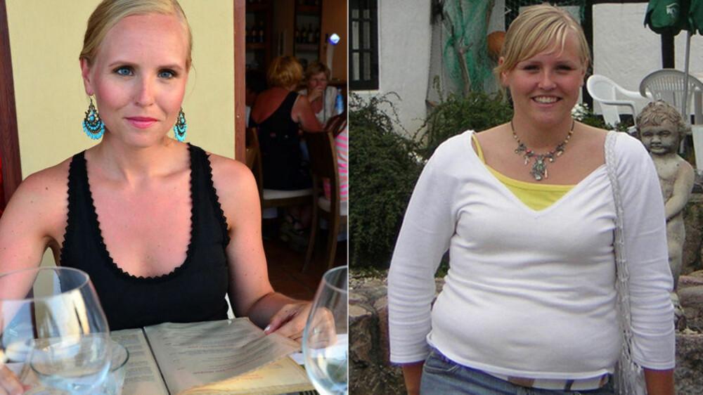 «BAKEKONA»: Stine Haslestad er gift og har en sønn på tre år sammen med sin ektemann. Hun arbeider fulltid i en barnehage og har det siste året også blitt en kjent bakeblogger med fokus på å ha en sunn livsstil. «Bakekona» har delt sin historie om vektnedgangen og er åpen om at det å gå ned i vekt handler om mer enn bare kalorier.