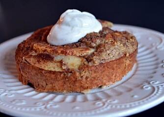 DESSERT HVER DAG: «Bakekona» mener at kaker og bakverk ikke nødvendigvis trenger å være sukkerbomber. Ved å bytte ut ingredienser i oppskrifter kan man enkelt få en saftig kake med mer av de gode næringsstoffene.