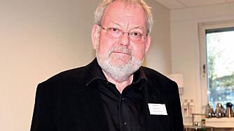 MATFORSKER Trygve Eklund er tvilsom til matpåstandene til lege Berit Nordstrand.