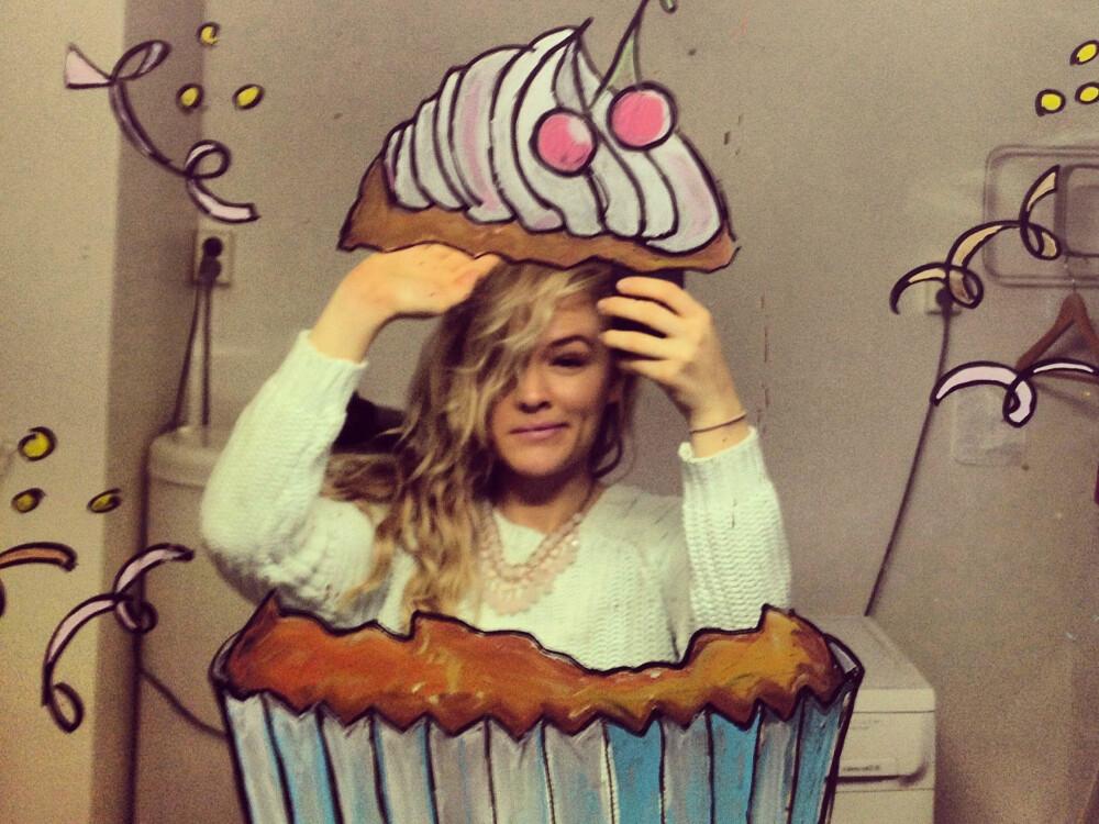 HELENE har tiltrukket seg oppmerksomhet for sine morsomme Instagram-bilder.