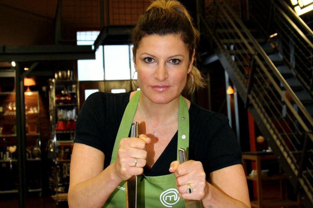 FRA MODELLJAKT TIL MATLAGING: Til høsten er Donna Ioanna aktuell i TV-programmet «Masterchef».