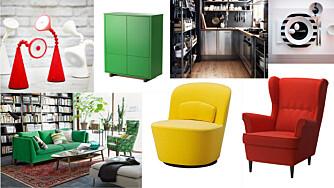 IKEA-PRODUKTER finnes i mange hjem.