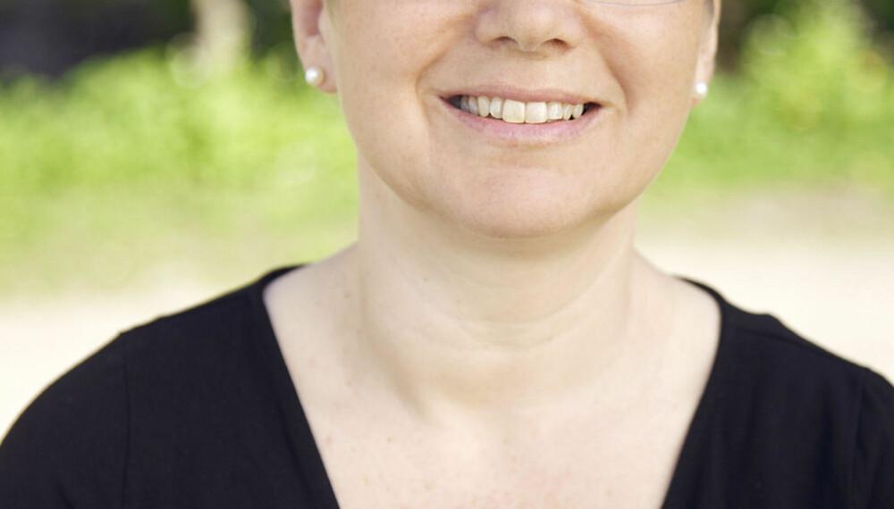 Anne Holter Bentzrød opplever at mange unge tar ansvar og tester seg for klamydia ofte.