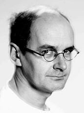 Professor i filosofi ved Universitetet i Oslo, Arne Johan Vetlesen.
