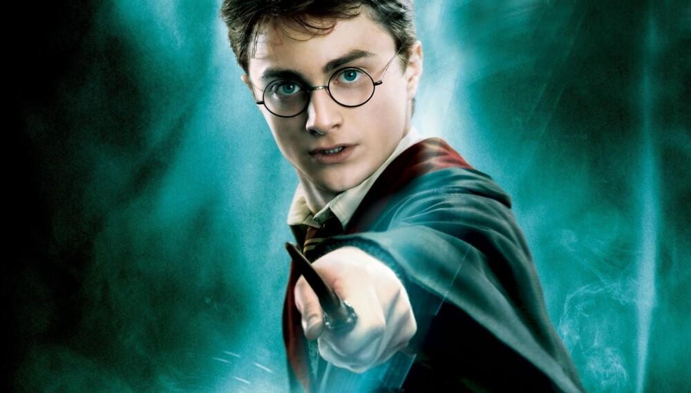 De første årene var det mange som kledde seg ut som Harry Potter og hans venner på halloween i Norge.