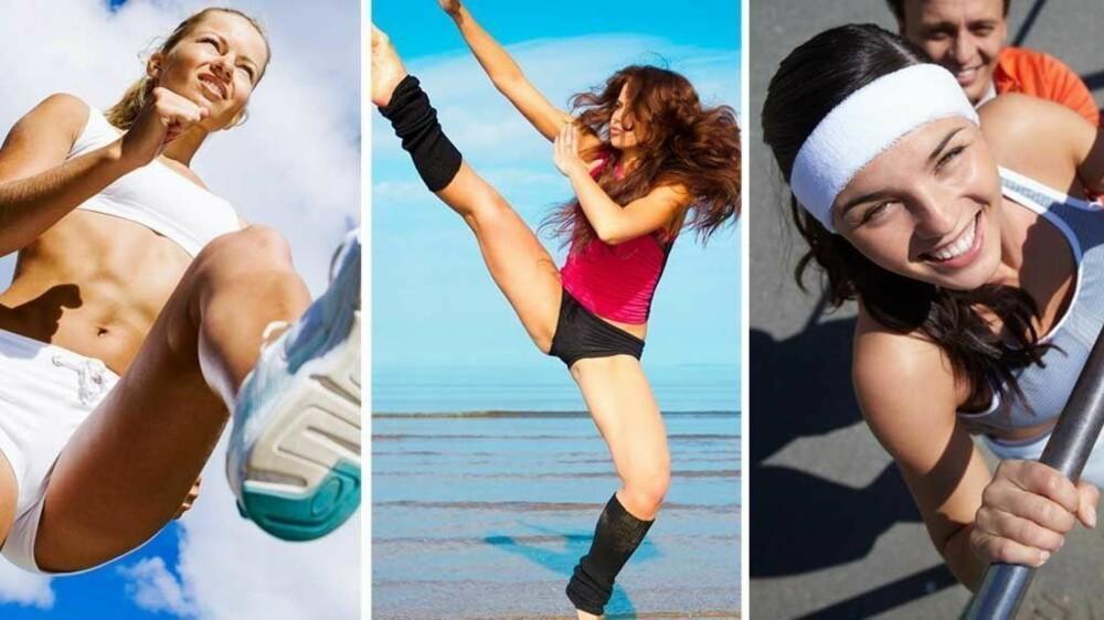 HØSTENS TRENDER OG NYHETER: Funksjonell og allsidig med fokus på styrketrening!