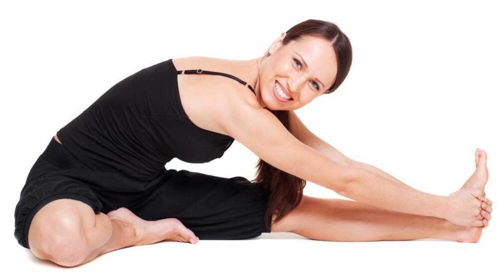 KLAR FOR YOGA: Stress ned, bli mykere og sterkere. Yoga kan gjøre underverker for kroppen din!