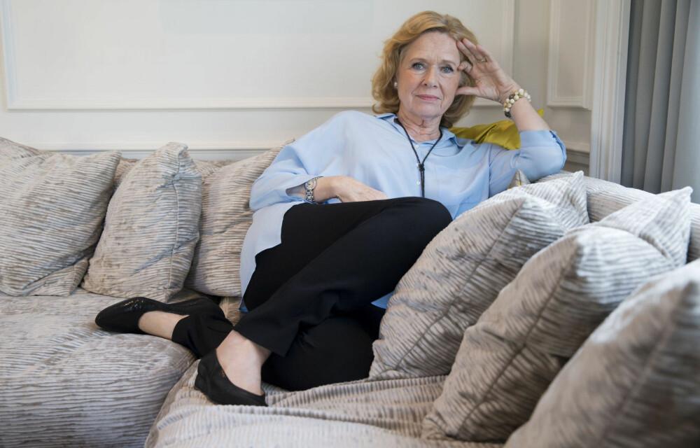 FILMAKTUELL: Liv Ullmann har regissert Frøken Julie som har premiere 12. september.