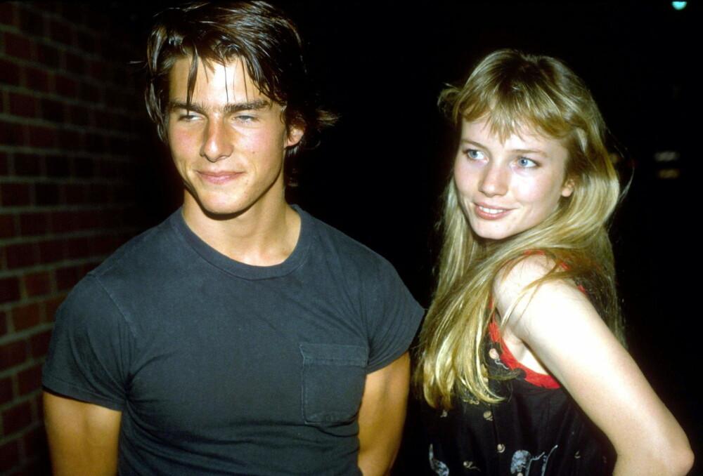 Sjekk superhockey'en til Rebecca de Mornay (hun som er så vanvittig skummel i «Hånden som rører vuggen», vet du). Her var hun kjæreste med Tom Cruise og hadde ti-årets råeste sveis!