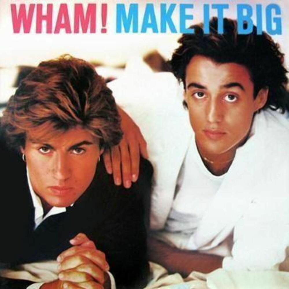 George Michael i Wham ga «fyldig på toppen» et ansikt. Make it Big kom i 1984, og inneholdt blant annet Careless Whisper (som ALLE 80-talls barn på et eller annet tidspunkt har klina til).
