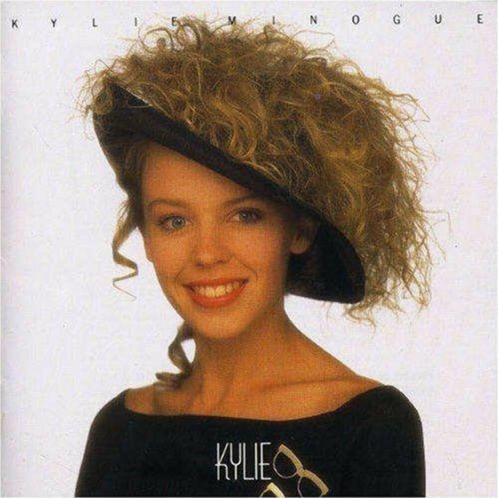 Kylie Minogue kom som et friskt pust fra «down under» - med et hår som hadde all den riktige WOW-faktoren. Den gangen. Kylie ble utgitt i 1988.