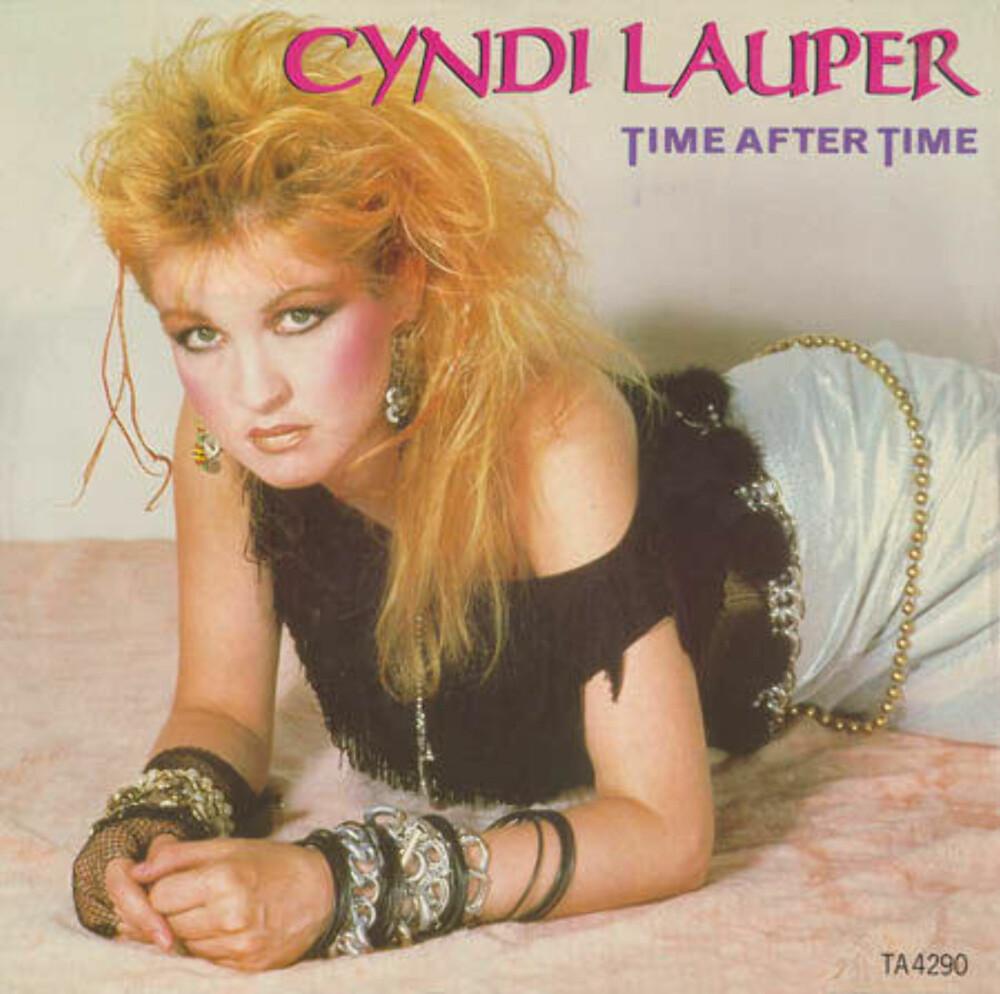 Ingen var villere en Cyndi Lauper! her fra 1984.