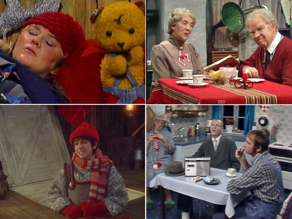 PÅ TV: Husker du noen av disse julekalenderne?