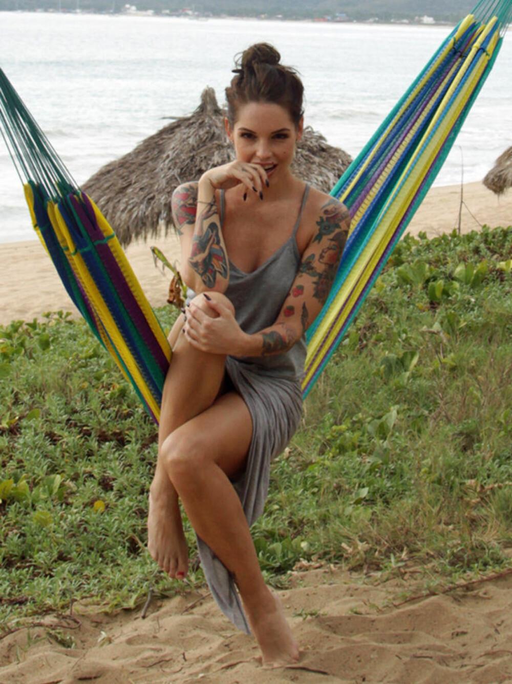 """Triana Iglesias er på plass som programleder for den syvende sesongen av """"Paradise Hotel""""."""