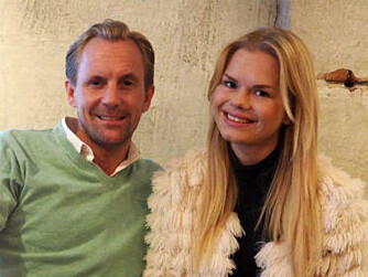 SAMBOERE: Julianne og Ulrik bor sammen på Vinderen i Oslo.
