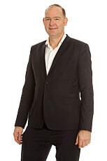 Administrerende direktør Joannis Vendrig i Starbucks Norge.