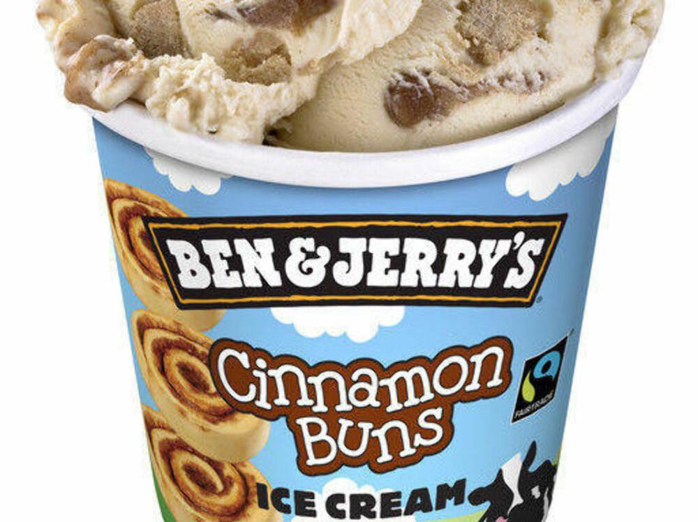 MELKEFRI: Ben & Jerry's er i gang med å utvikle melkefrie alternativer.