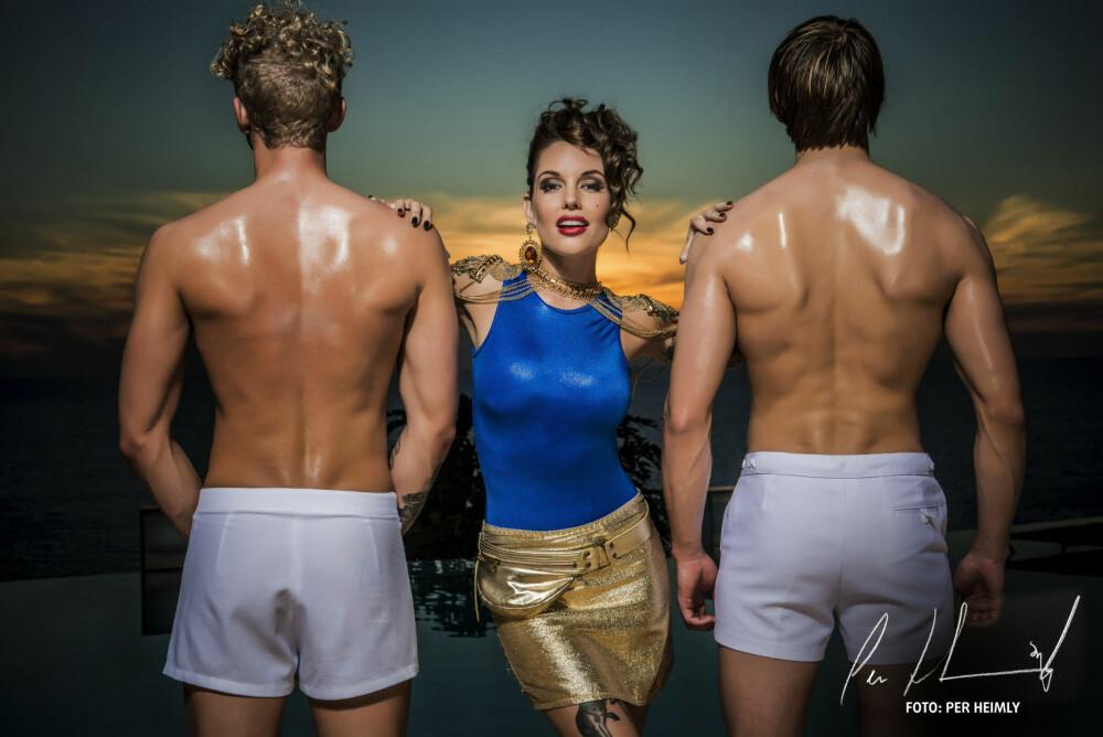 TRIANA IGLESIAS er programleder for «Paradise Hotel». I år er sendes syvende sesong av realityprogrammet.