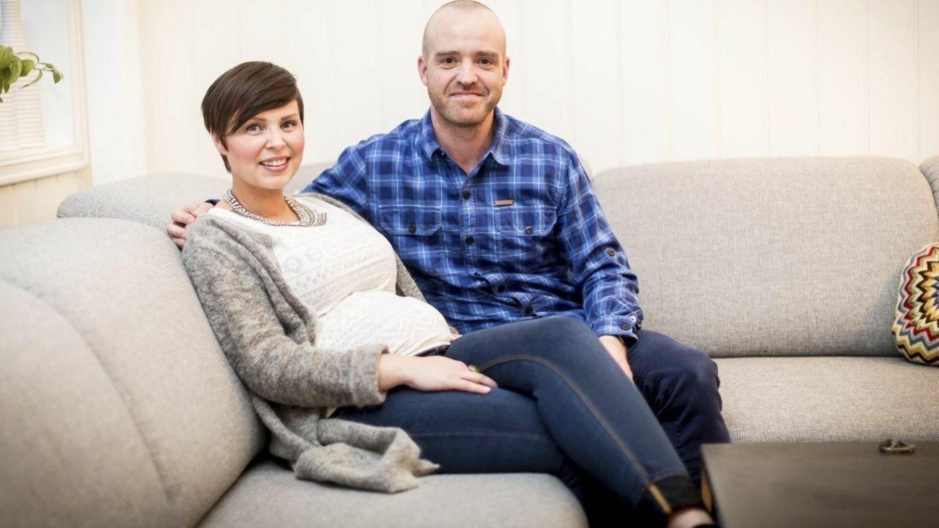 3fdca574 Fikk kreft og pose på magen - nå blir hun tvillingmor - Helse