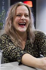Henriette Steenstrup er premiereklar med ny film.