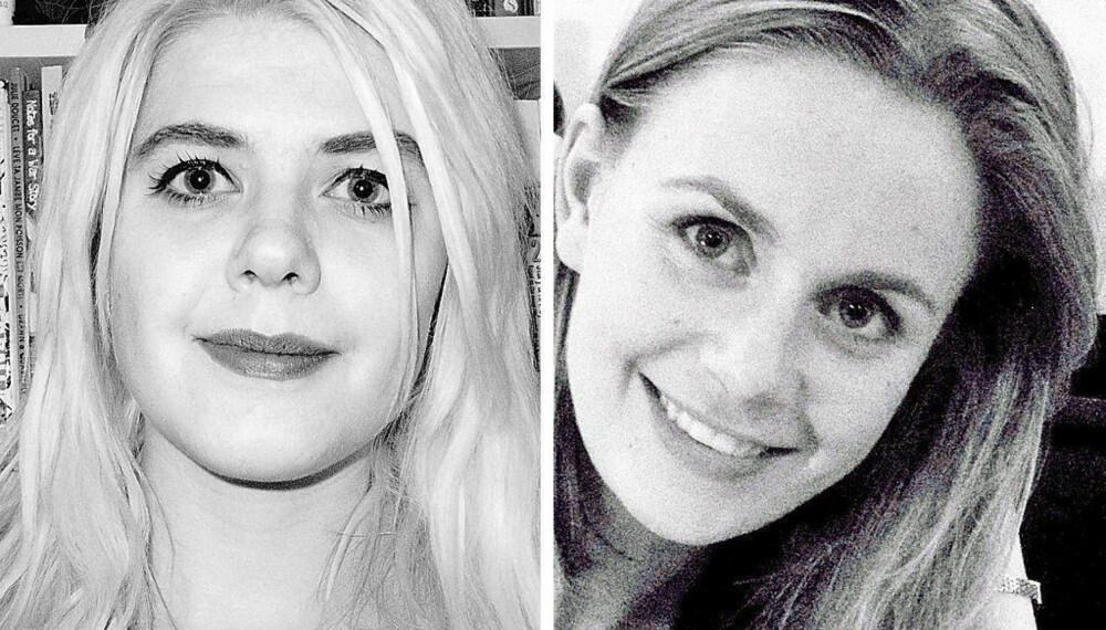 Ellen Støkken Dahl og Nina Brochmann driver bloggen «Underlivet».