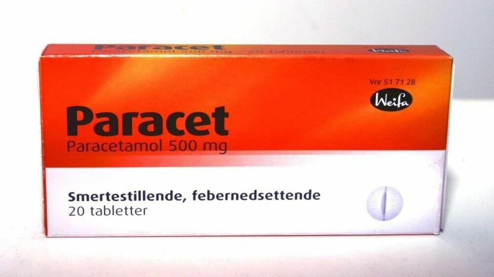 Paracetamol er anbefalt som smertestillende til barn, men lege Fedon Lindberg mener det er viktig å fokusere på den egentlige årsaken til problemet.