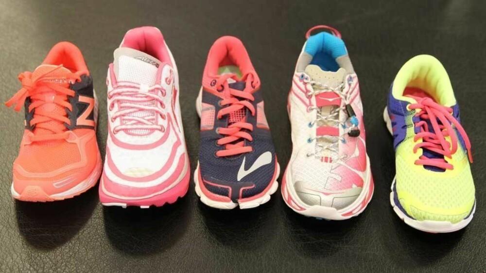 955988e4 NYE LØPESKO: Disse fem løpeskoene er blant sesongens nyheter og blir  trukket fram som favoritter