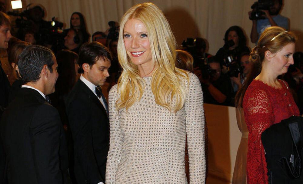 KJOLEKOLLEKSJON: Den amerikanske filmstjernen Gwyneth Paltrow har inngått samarbeid med det norske klesmerket ByTimo, om en kjolekolleksjon.