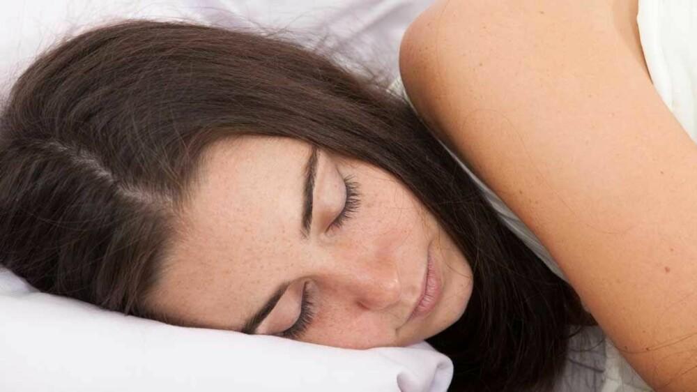 f1e7ae34 SOVER BEDRE NÅR DET ER KJØLIG: Mange sliter med søvnen når de varme  sommernettene kommer