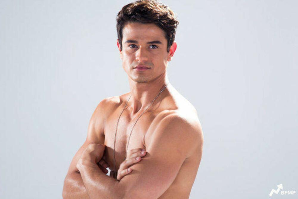 BRASIL: Brasilianske menn skal ha en gyllen hudtone, og muskler. Foto: Eugene Lee Yang / Skjermdump Youtube