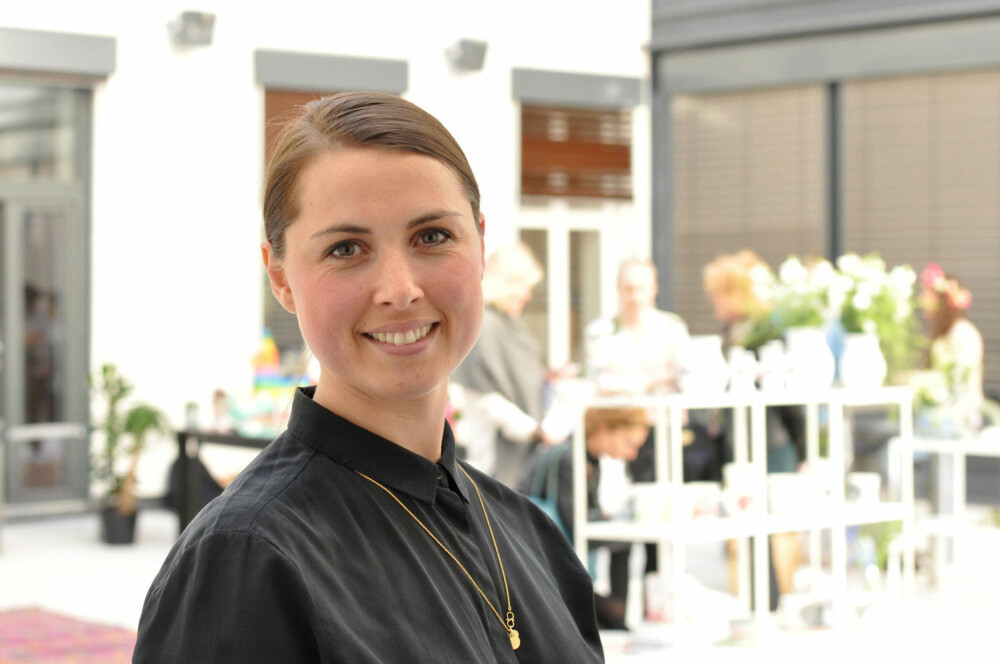 Danske Anja Bisgaard Gaede i trendrådgivningsfirmaet SPOTT.
