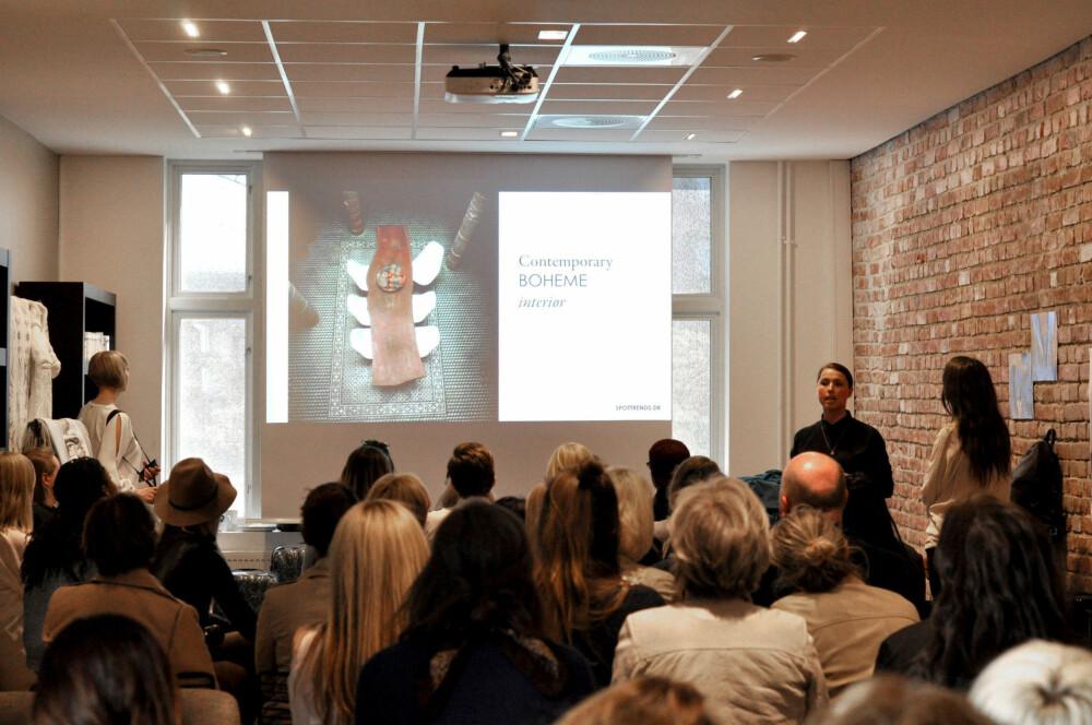 Anja Bisgaard Gaede holdt nylig foredrag i Oslo om trendforskning.