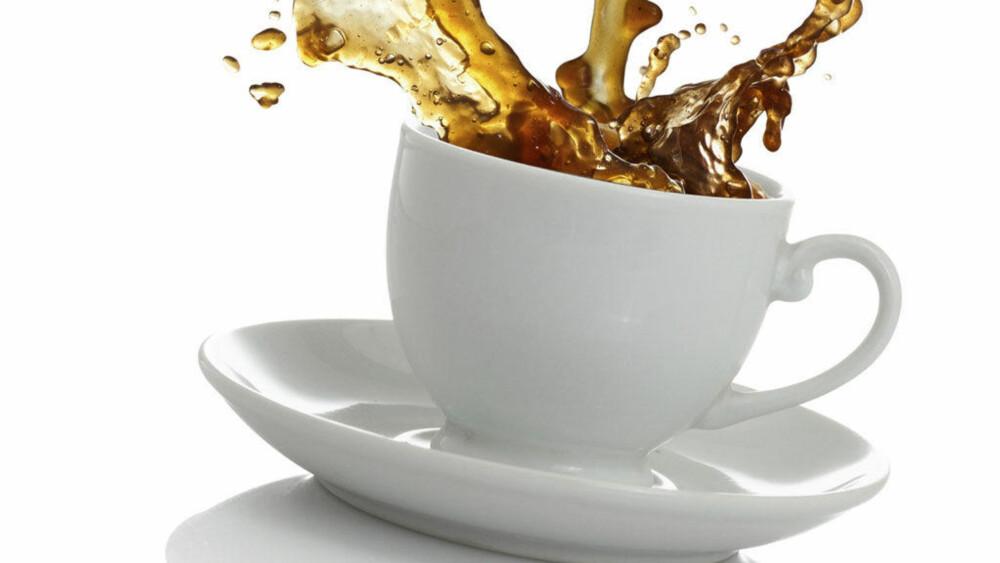 AVHENGIG? Må dette til for at du skal våkne om morgenen? Muligens bygger du resistens om du drikker den for tidlig etter at du har våknet.