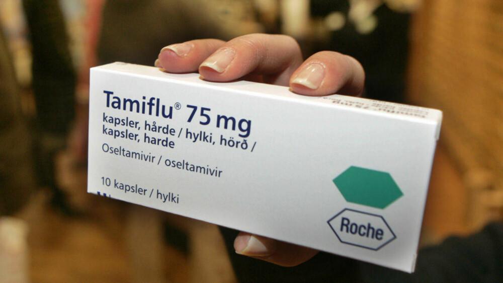 - Tamiflu kan hindre smittespredning av influensa, mener Steinar Madsen i Statens Legemiddelverk.