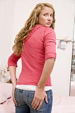 USIKKER: Kropp, utseende og mat er temaer som opptar mange, og som i noen tilfeller kan føre til at sunt blir usunt. (Illustrasjonsbilde)