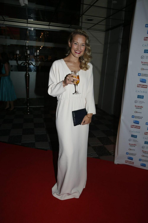 Ine Wilmann var nominert for De nærmeste.