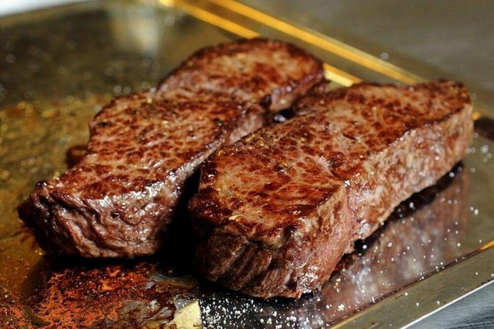 Kjøtt kan være en like god omega-3-kilde som fisk ifølge økologisk bonde.