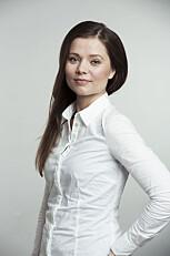 Psykologspesialist Kristina Moberg.