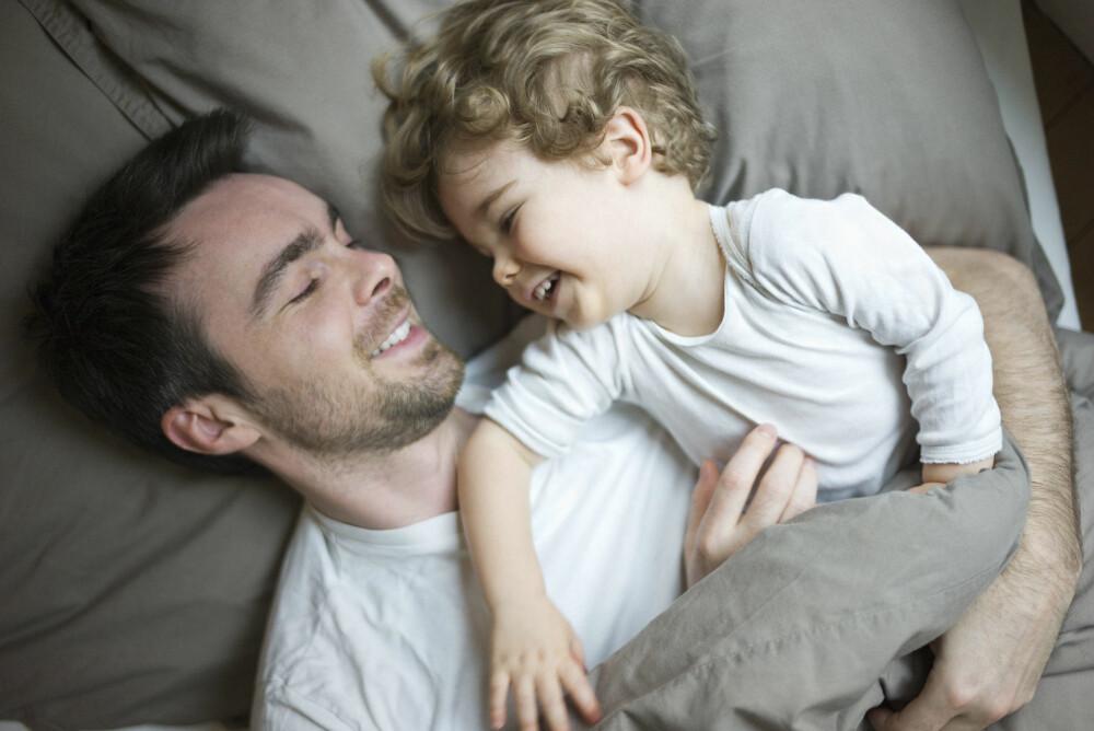 d04fd08ad 15 grunner til at vi elsker pappaer - Foreldre