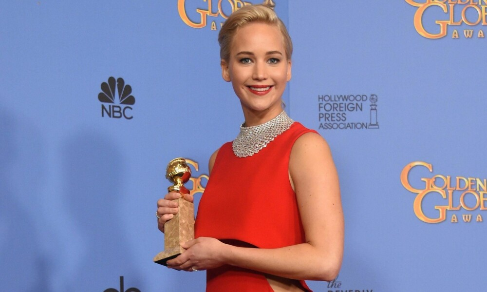 Jennifer Lawrence hadde hovedrollen i filmen Mother! i år.