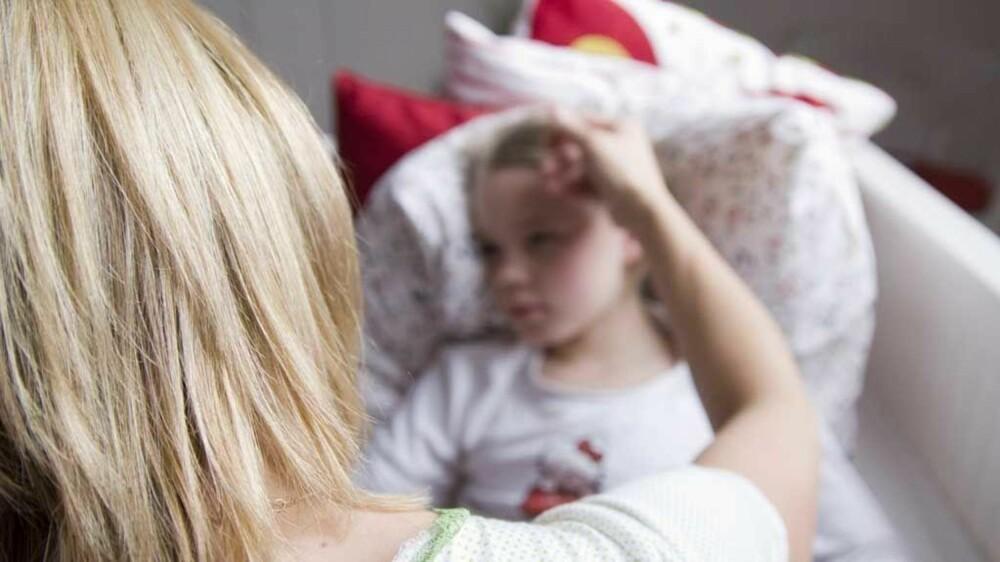ØKENDE FOREKOMST: Influensa varer i gjennomsnitt rundt 7-10 dager.