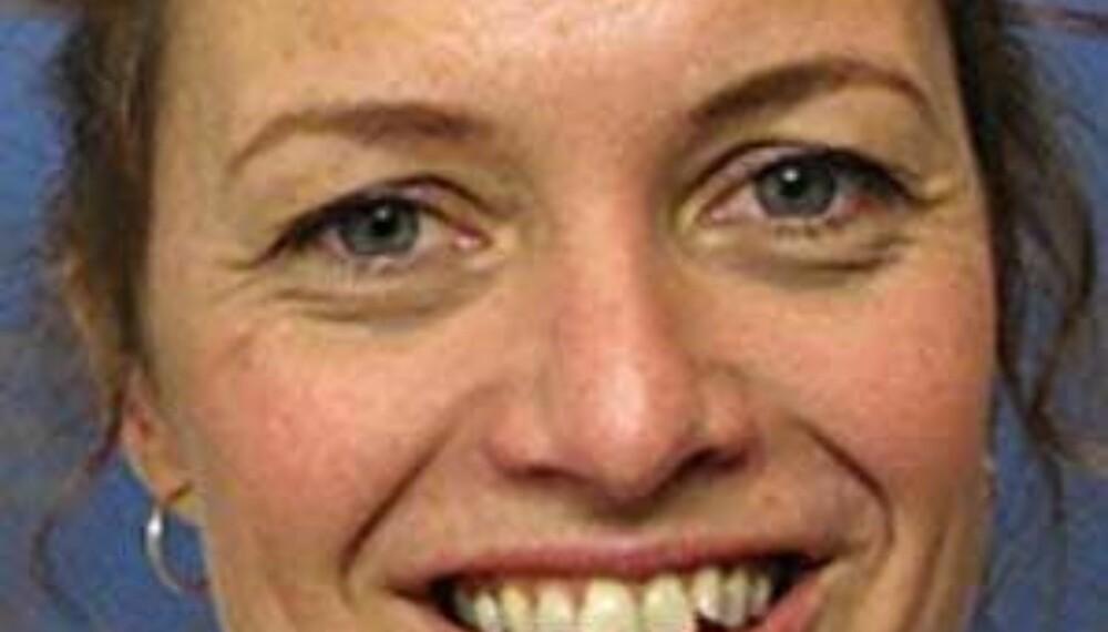 Lege Karine Nordstrand jobber i Avdeling for infeksjonsovervåking i Nasjonalt folkehelseinstitut.